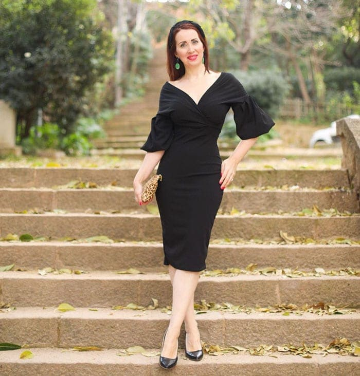 Accentuating your curves with good fitting clothing | 40plusstyle.com