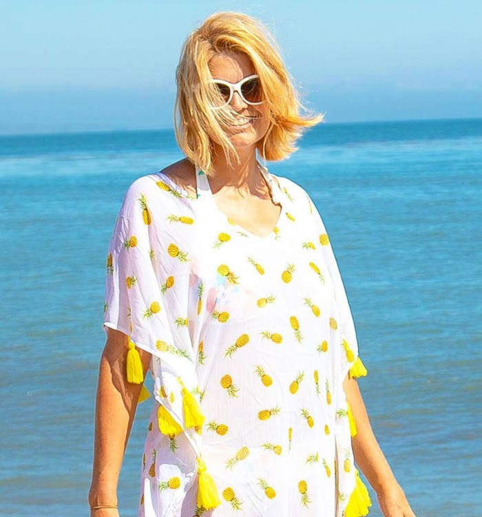 looks featuring yellow for summer | 40plusstyle.com