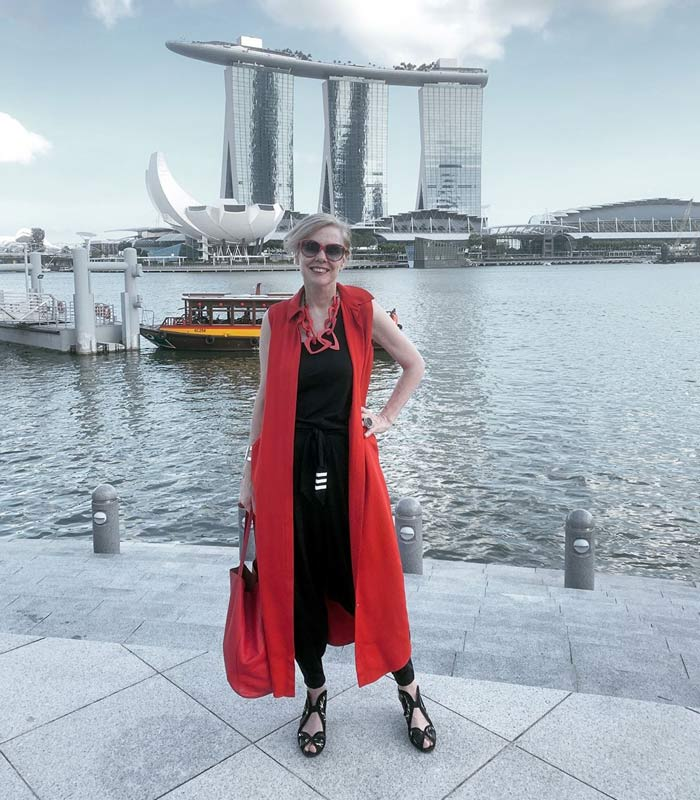 What to wear in Singapore | 40plusstyle.com