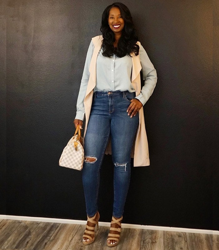 How to dress when you are tall and the best tall womens clothing | 40plusstyle.com