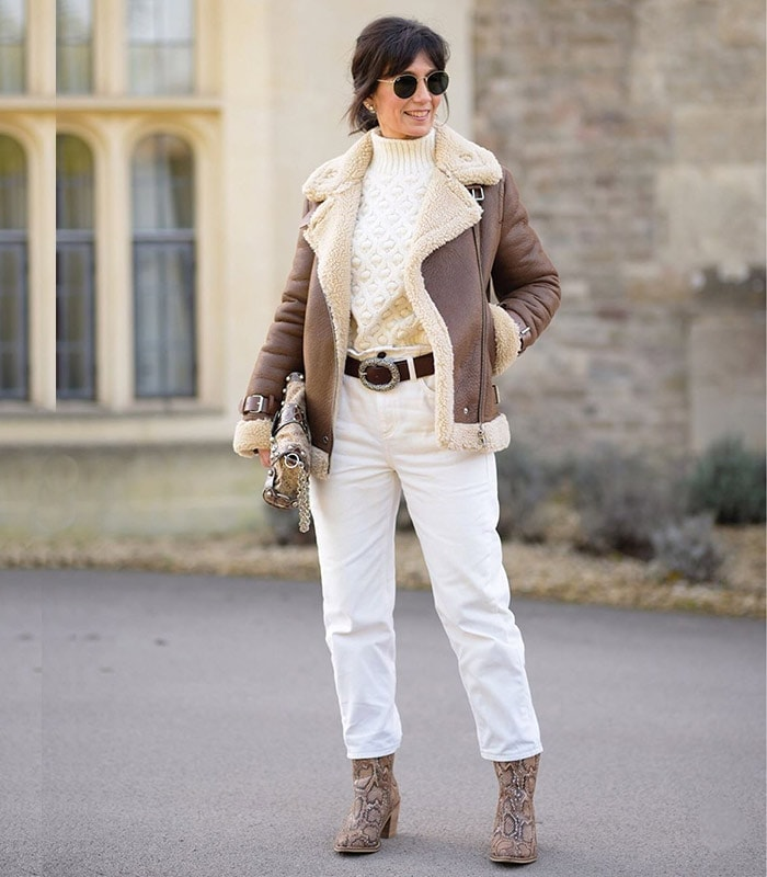 The best winter boots for women: Stylish winter boots that you can't wait to wear | 40plusstyle.com