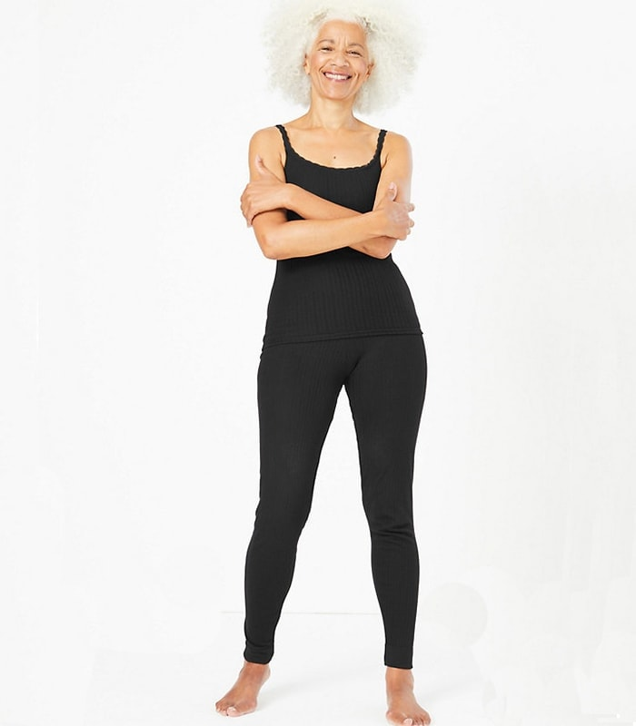 The best thermal underwear for women to wear under everything when the temperature dips   40plusstyle.com