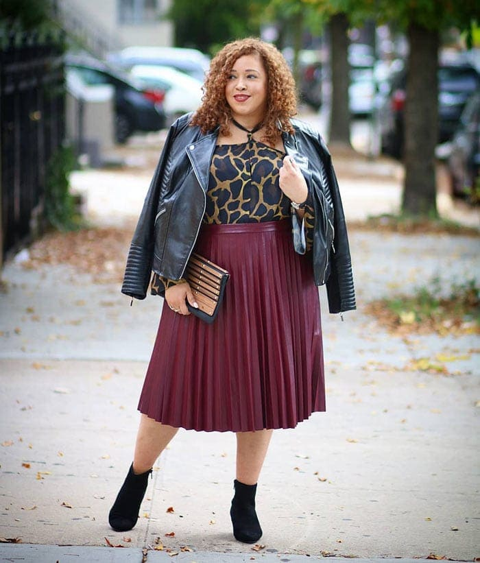 Choosing a skirt to fit your body type | 40plusstyle.com