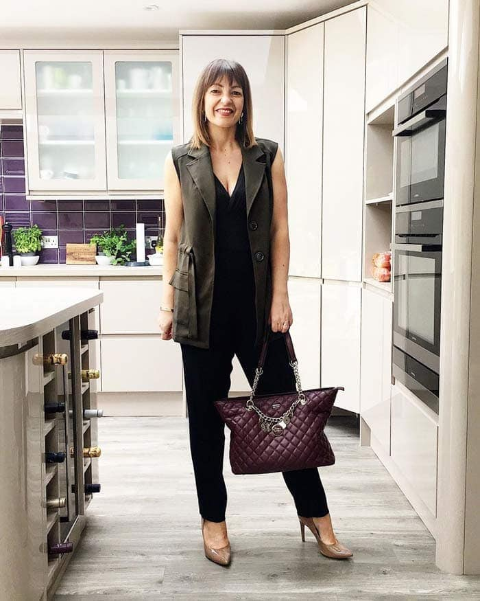 How to wear vests   40plusstyle.com
