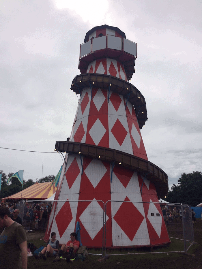 helter skelter glastonbury