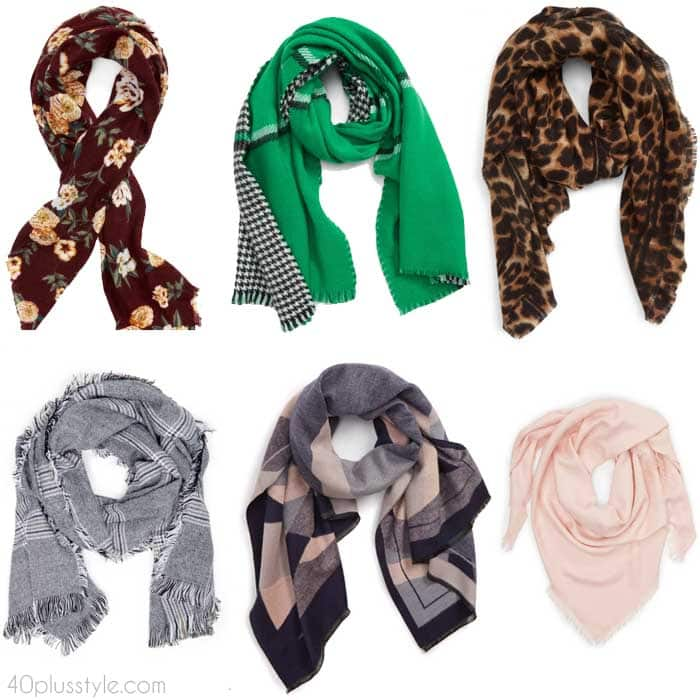 Scarves for women: 10 of the best winter scarves in stores now