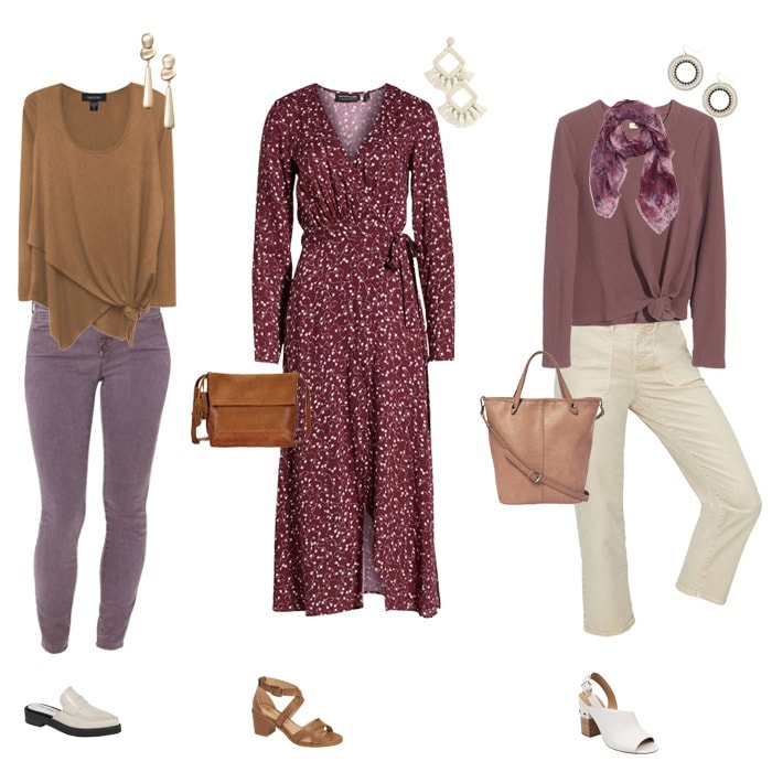 How to wear purple with neutrals | fashion over 40 | style | fashion | 40plusstyle.com