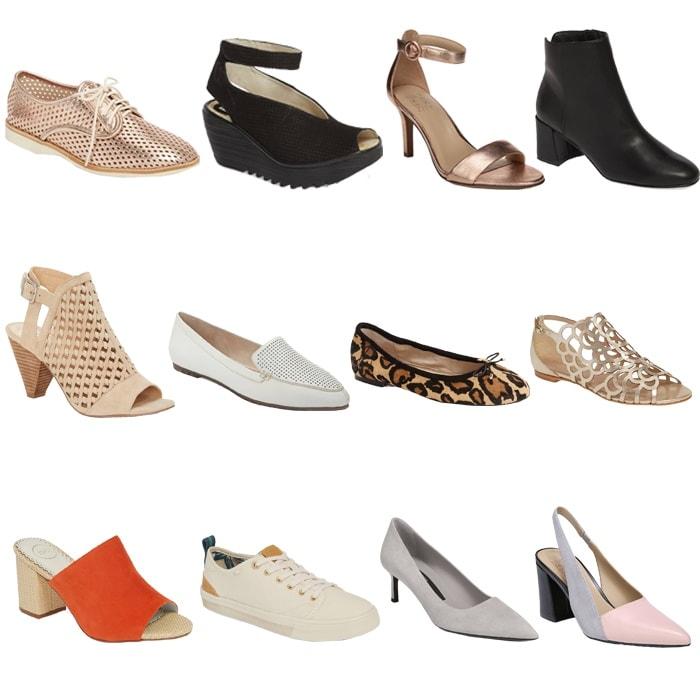 Shoe Options | fashion over 40 | style | fashion | 40plusstyle.com