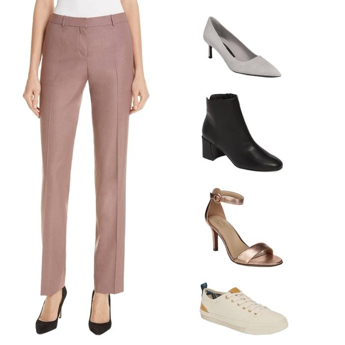 Straight leg pants | fashion over 40 | style | fashion | 40plusstyle.com