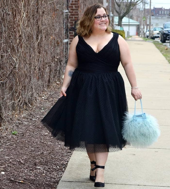 finding the perfect little black dress for your body shape | 40plusstyle.com