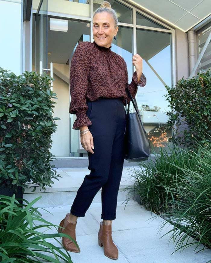 pants to wear for thanksgiving | 40plusstyle.com