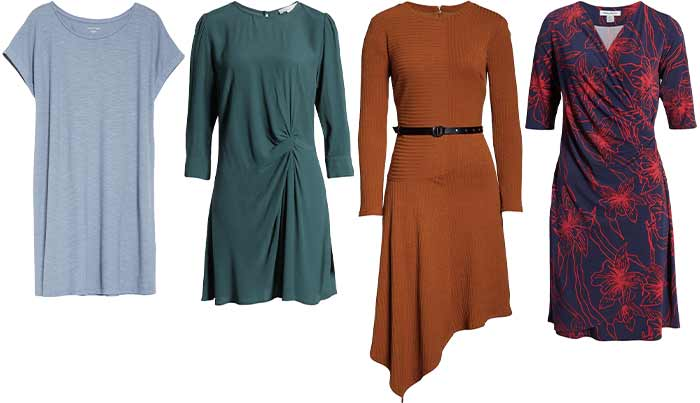 dresses for women over 40 | 40plusstyle.com