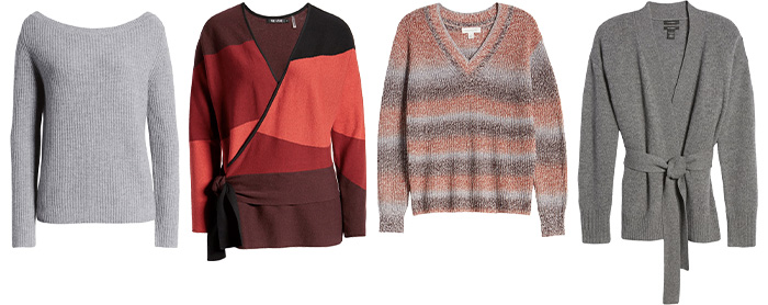 Best sweaters for the pear shape   40plusstyle.com