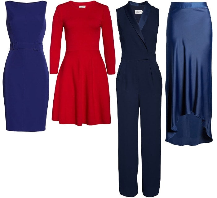 dresses, jumpsuit and skirts for the petites | 40plusstyle.com