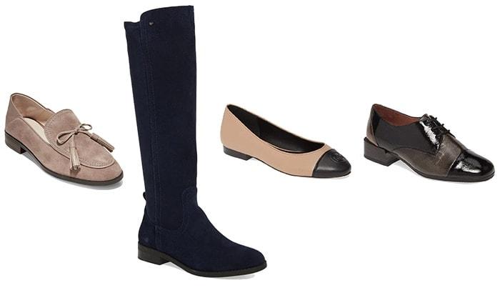preppy shoes | 40plusstyle.com