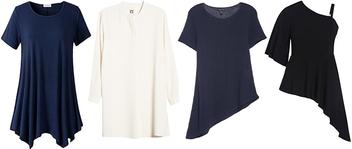 The best tunics | 40plusstyle.com
