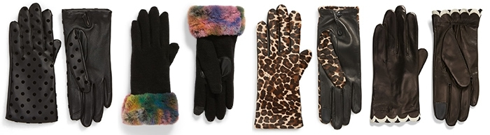 How to look fashionable in winter: long gloves for a chic winter outfit | 40plusstyle.com