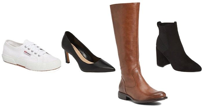 Jeniffer Anniston inspired looks and shoes   40plusstyle.com