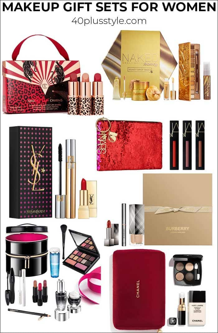 Makeup gift sets for women that you'll want to put on your wish list this year | 40plusstyle.com