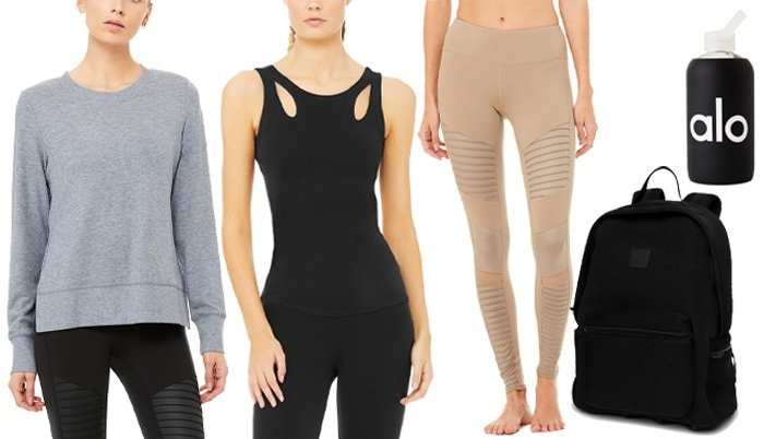 Best workout clothes from Alo | 40plusstyle.com