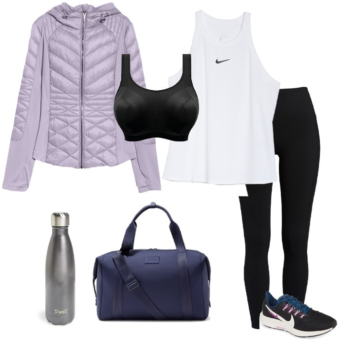 Workout clothing from Nordstrom | 40plusstyle.com