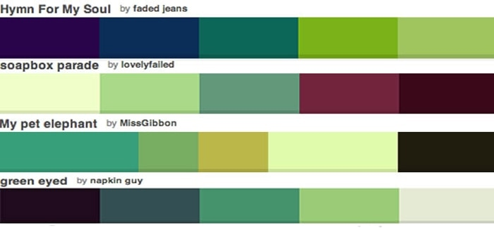 How To Wear Green Which Of These Color Palettes And Outfits Is Your Favorite,Mint Green Peach Color Combination Dresses