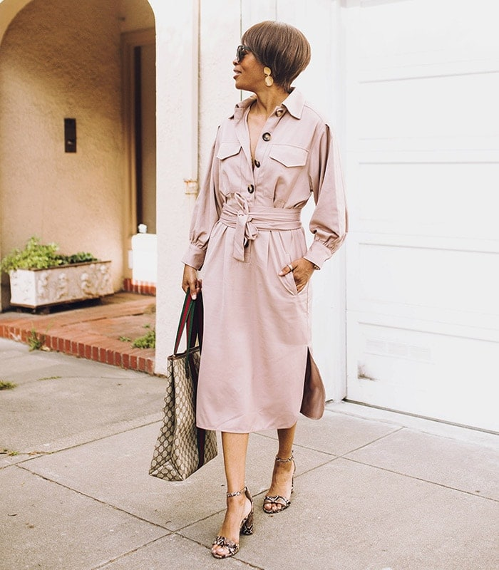 How to wear a shirtdress: 9 outfit ideas