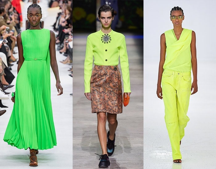 the best color trends for 2020 - neon | 40plusstyle.com