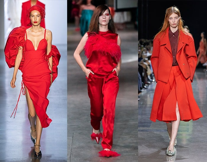wearing bright red will help you stand out this summer | 40plusstyle.com