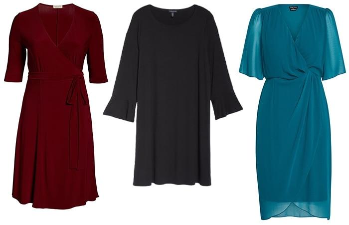 Plus size dresses | 40plusstyle.com