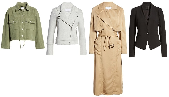 Natural style jackets & coats | 40plusstyle.com