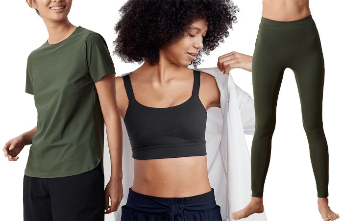 Activewear from ADAY | 40plusstyle.com