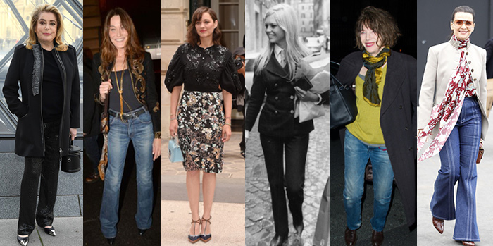Celebrities with European style | 40plusstyle.com
