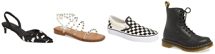 shoes for the rock style personality | 40plusstyle.com