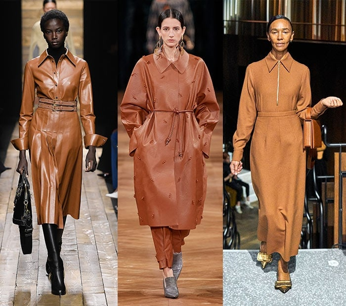 Fall 2020 color trends - caramel | 40plusstyle.com