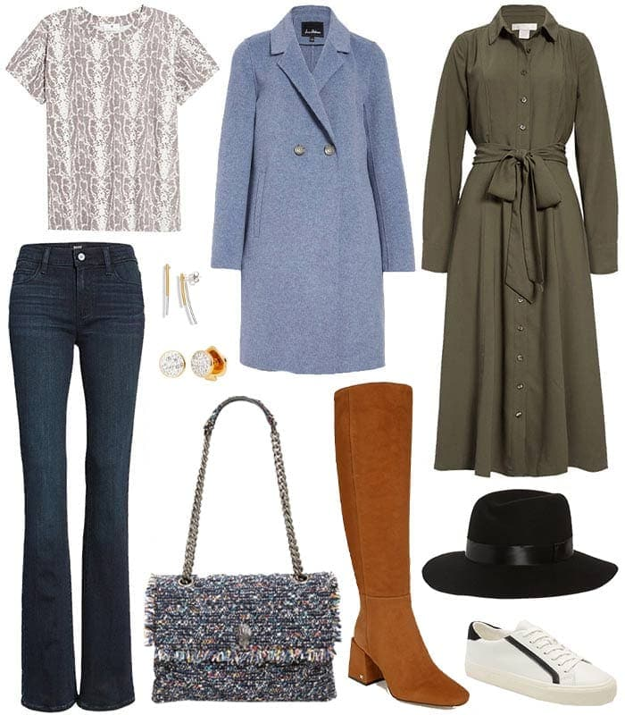 Casual fall outfits from the Nordstrom Anniversary Sale: Fall essentials you'll want to wear every day