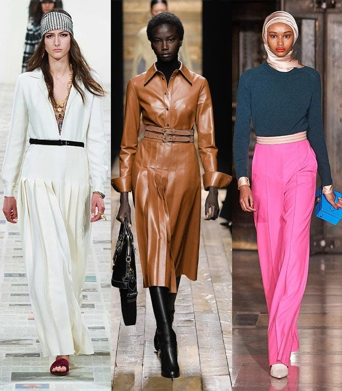 Fall clothing colors: 10 colors and 10 neutrals for you to wear from the Fall 2020 color trends