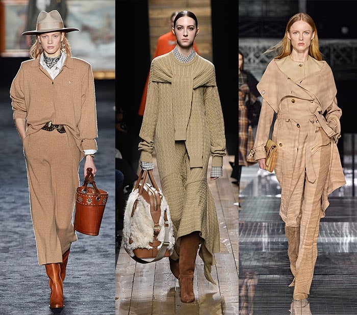 beige for fall and winter 2020 | 40plusstyle.com