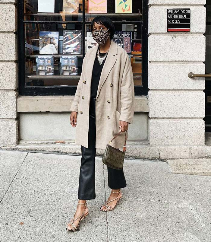 Shoes to pair with crop flare pants | 40plusstyle.com
