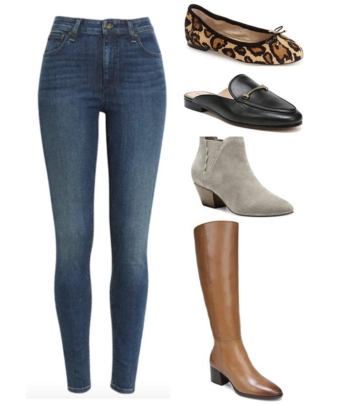 Skinny pants | 40plusstyle.com