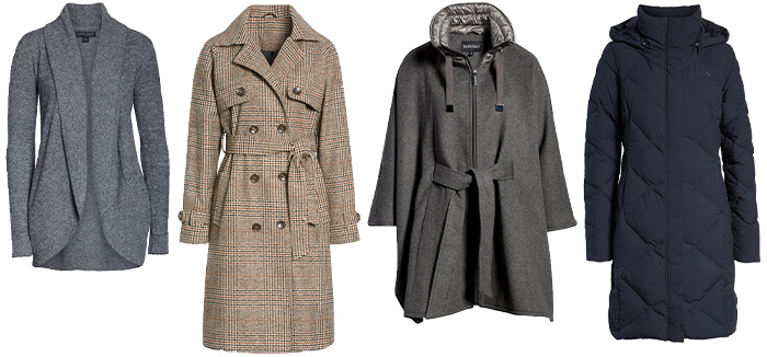 Coats and jackets to wear for winter | 40plusstyle.com
