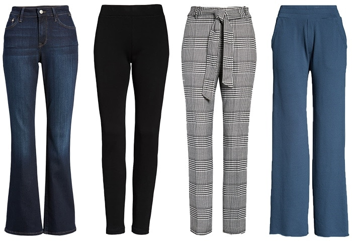 Pants to wear for winter | 40plusstyle.com