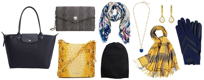 Accessories to wear for winter | 40plusstyle.com