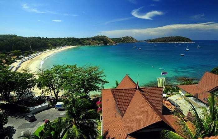 Отдых на популярном таиландском курорте Пхукет