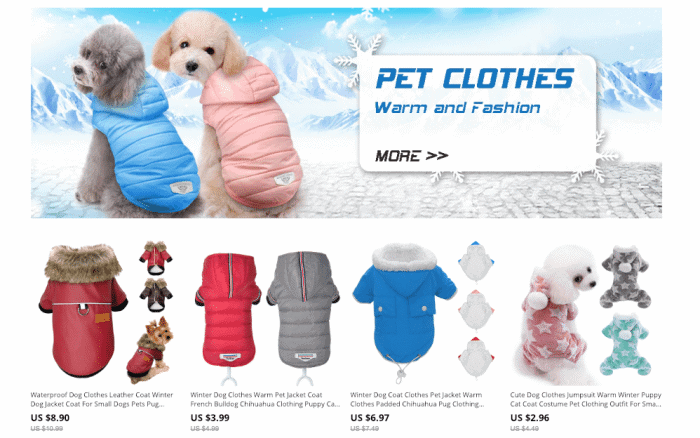 best pet supplies store aliexpress