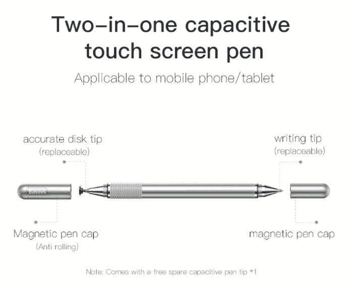 best-apple-pencil-alternative-baseus