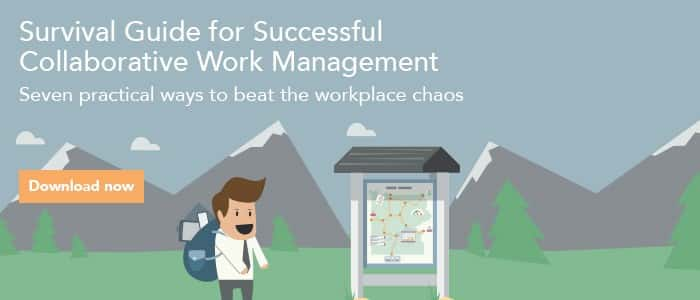 Survival Guide for Successful Collaborative Work Management