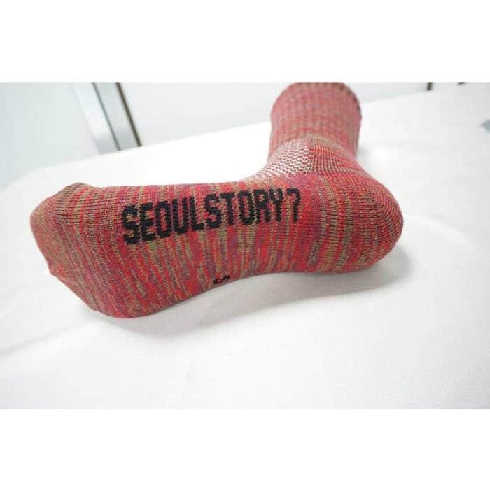 Seoulstory 5-pack women socks - photo 2