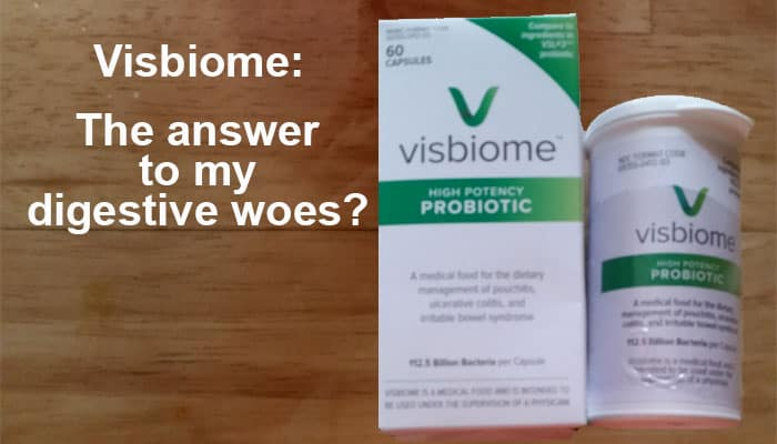 Visbiome a high-potency medical food probiotic