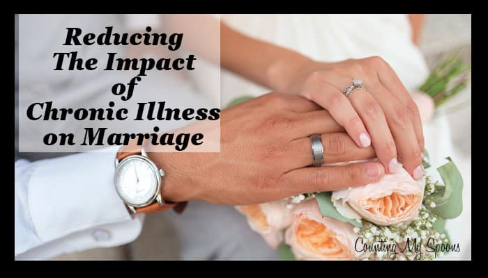 Reducing the impact of chronic illness on marriage
